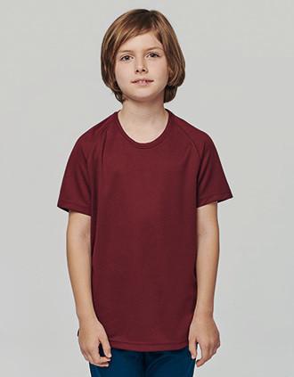 Functioneel Kindersportshirt