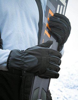 Tech Performance Sports Gloves