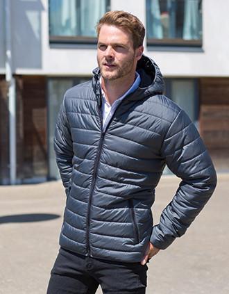 Soft padded jacket