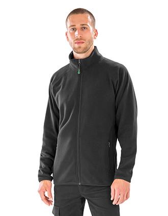 Thermisch fleece jasje van gerecyclede fleece