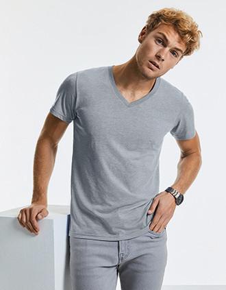 Men's HD V-neck T-shirt