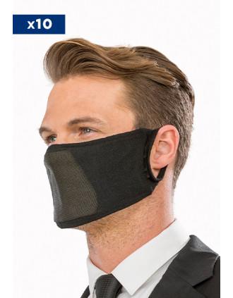 Antibacterieel gezichtsmasker wasbaar & herbruikbaar