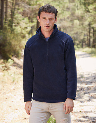 Half Zip Fleece (62-512-0)
