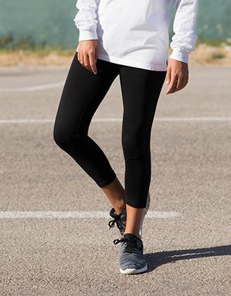 Women's 3/4 Length Leggings