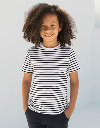 KIDS' STRIPED T-SHIRT