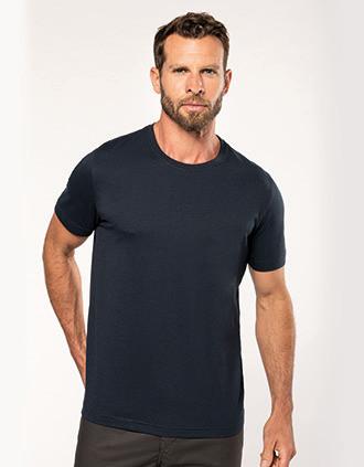 Ecologische heren-T-shirt ronde hals